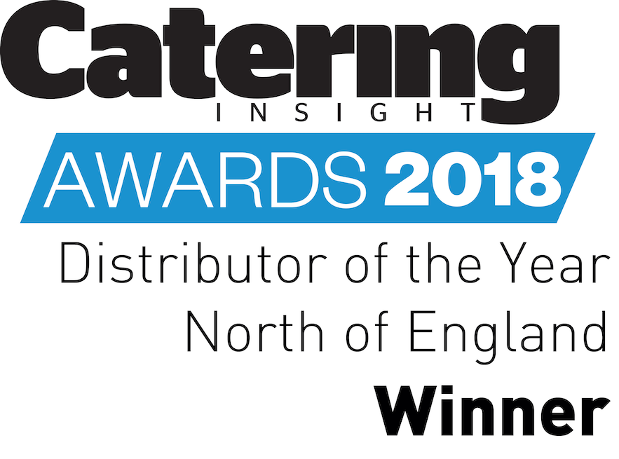 Catering Insight Awards 2018 Distributor of the Year North of England Winner