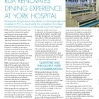 RDA renovates dining experience at York Hospital