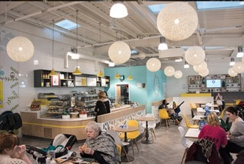 Café Nest, Solihull