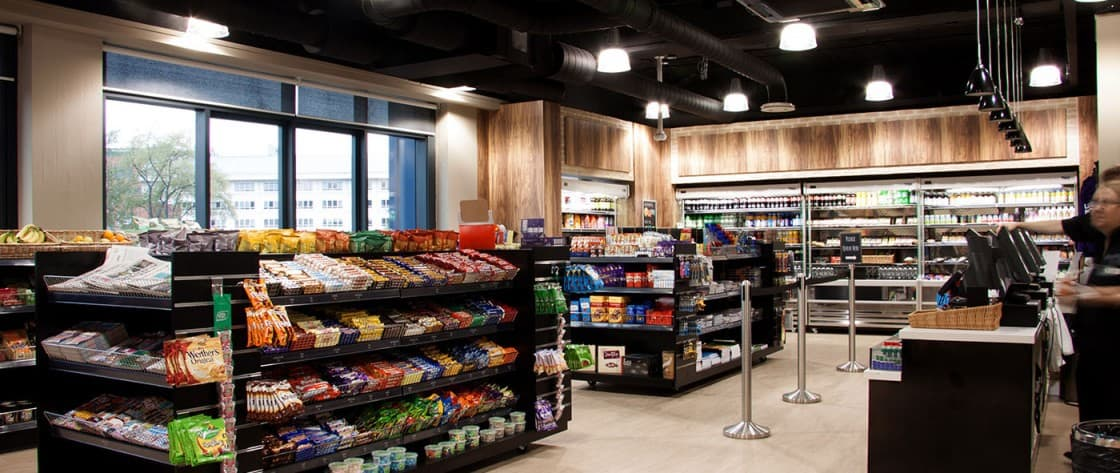 Retail Store Photo