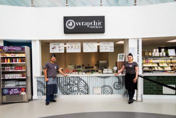 Wrapchic, University of Bradford