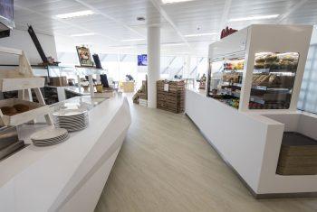 Contract catering company, Weybridge