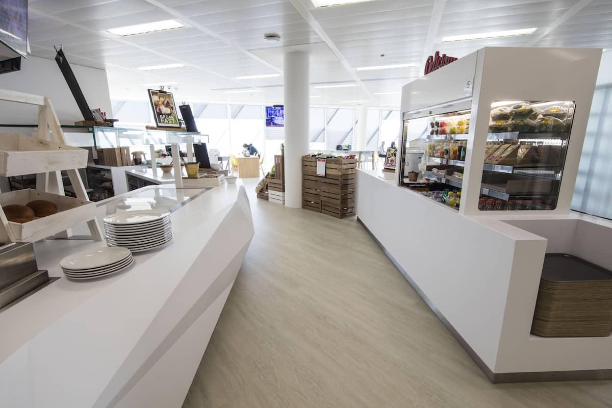 Contract catering company, Weybridge | RDA