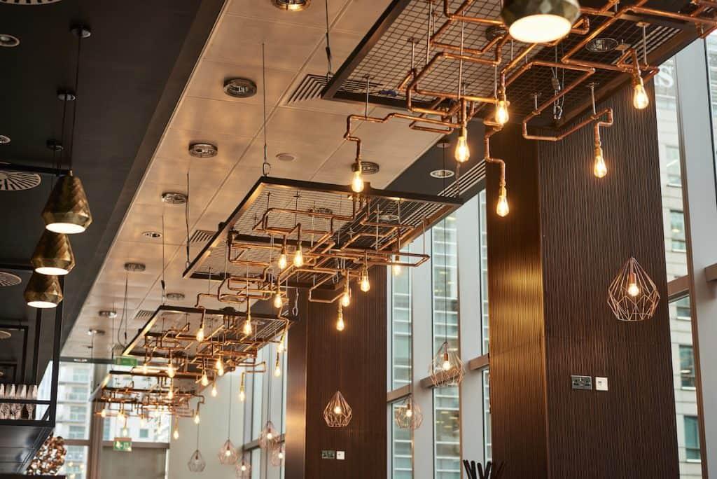 Rda project shortlisted for prestigious restaurant bar