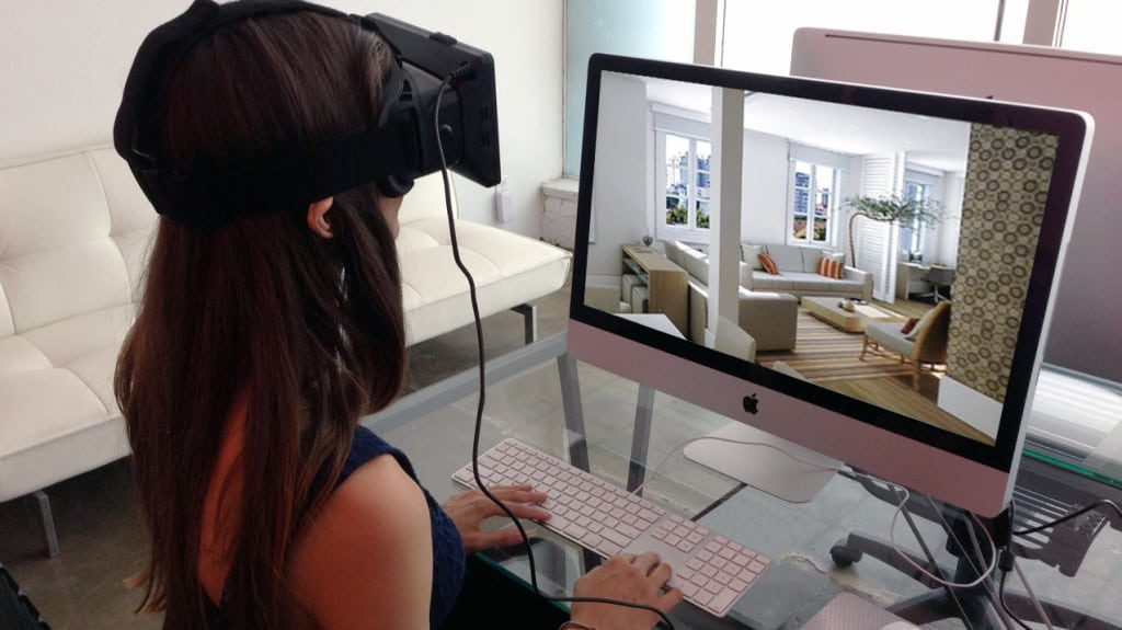 Virtual Reality is pushing the boundaries of Interior Design