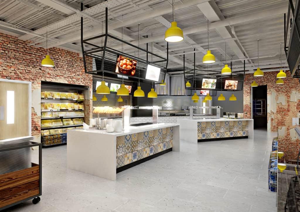 Restaurant Design Associates Secures Contract For Hsbc Uk