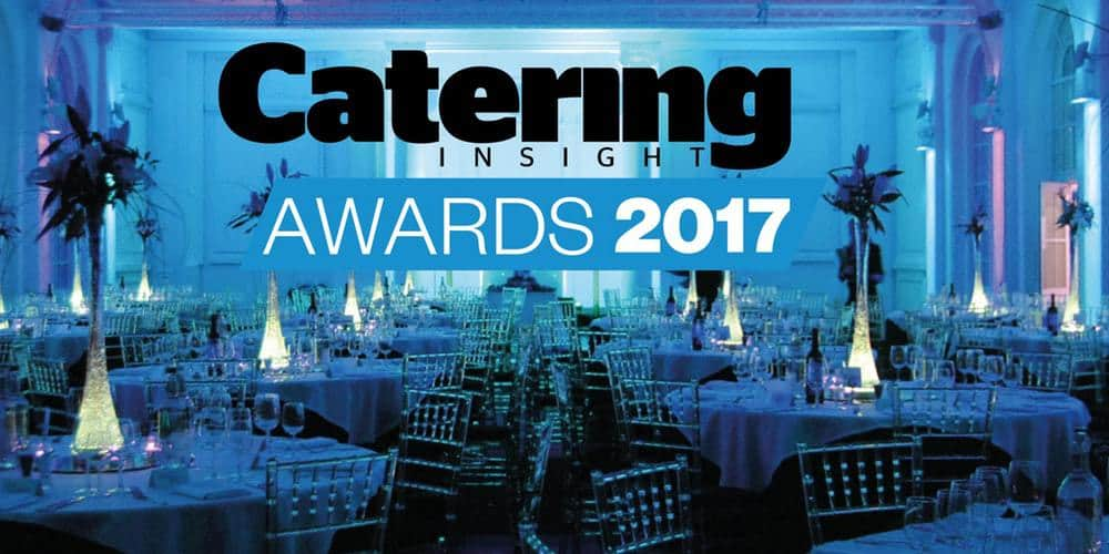 RDA announced as finalist in two categories of the Catering Insight Awards 2017