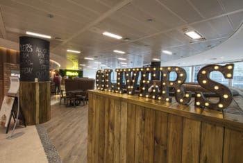 Major London Bank, Canary Wharf