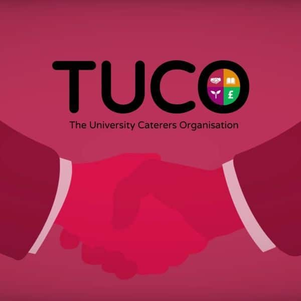 RDA – TUCO Partner – education catering design