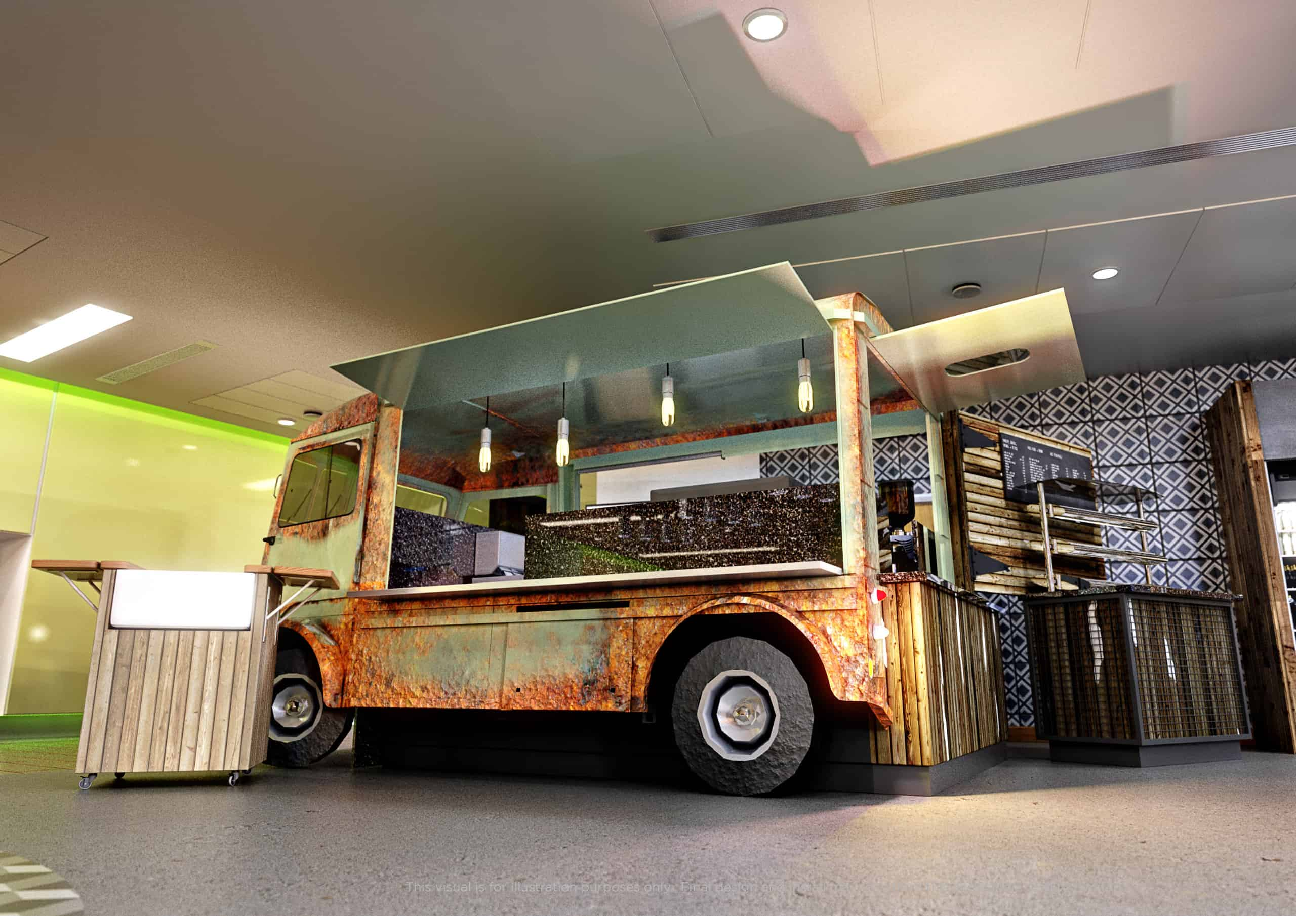 RDA – Street Food in the Workplace