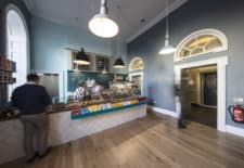 RDA help to create unique new coffee shop inside Somerset House