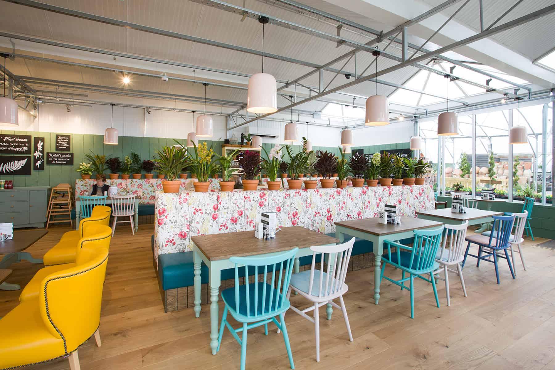 RDA Create Contemporary Cafe for Family Run Garden Nursery News | RDA