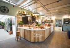 RDA Create Contemporary Cafe for Family Run Garden Nursery