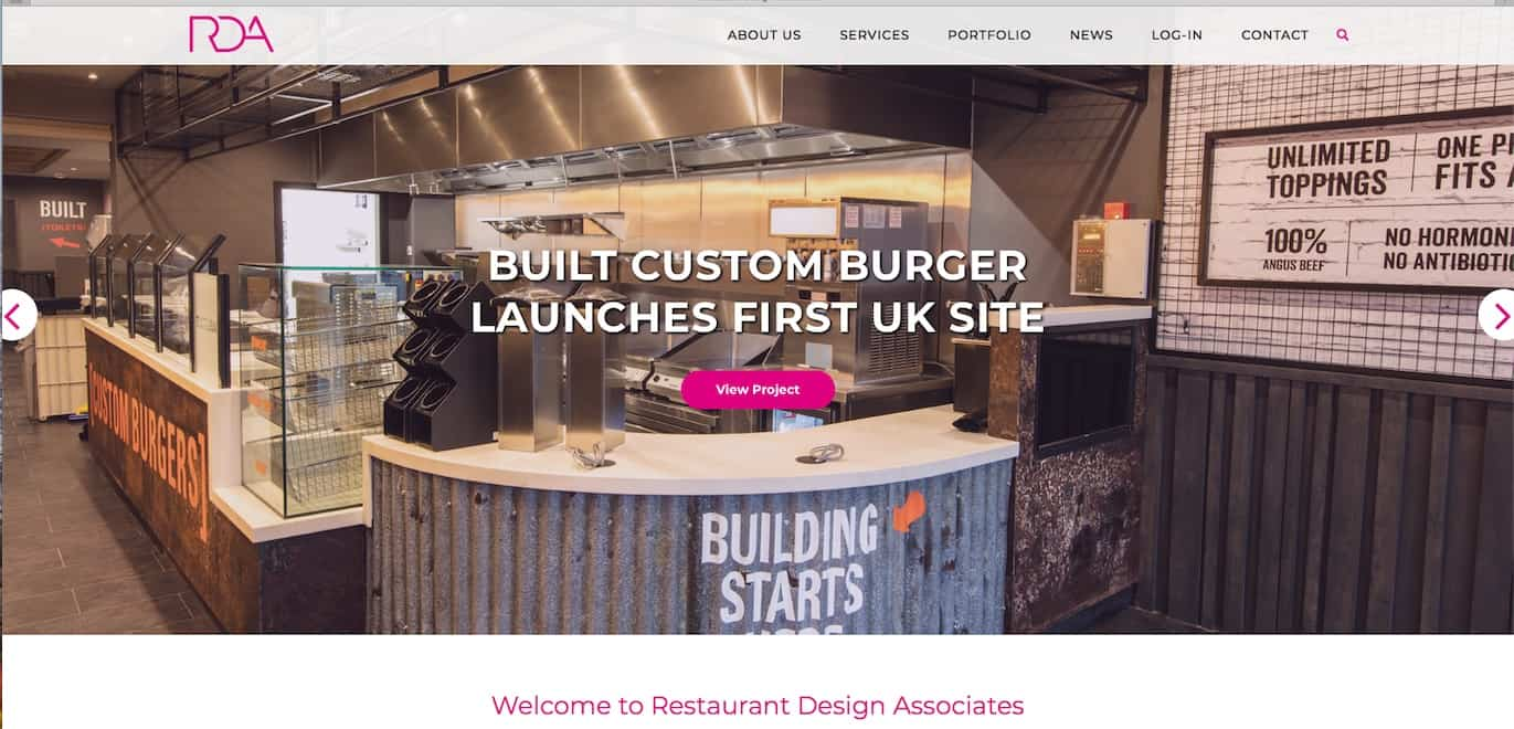 RDA launches new Website