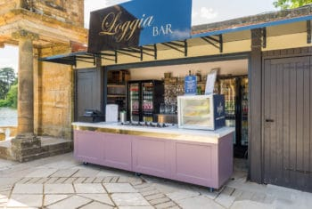Loggia Bar – Hever Castle