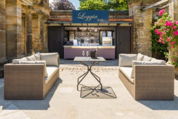 Loggia Bar – Hever Castle