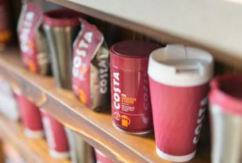 Costa Coffee for leading NHS Trust
