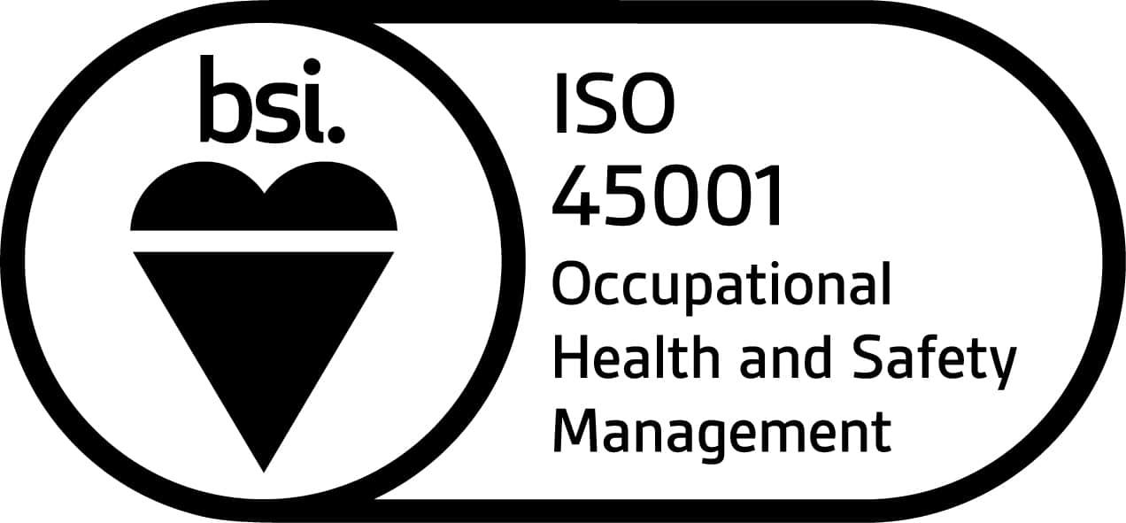 RDA achieve ISO 45001:2018