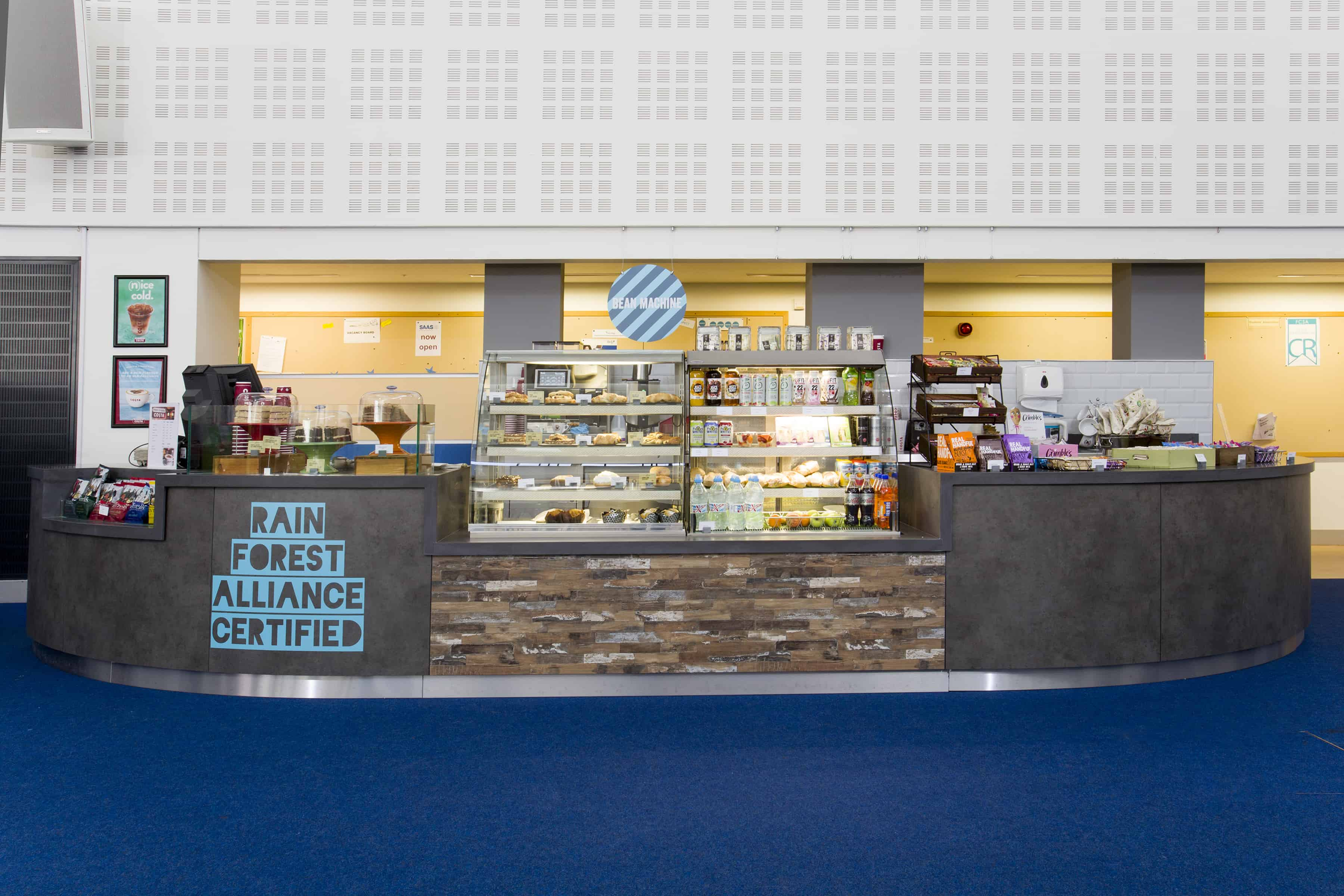 RDA proves its top for Education Catering Design at Fife College