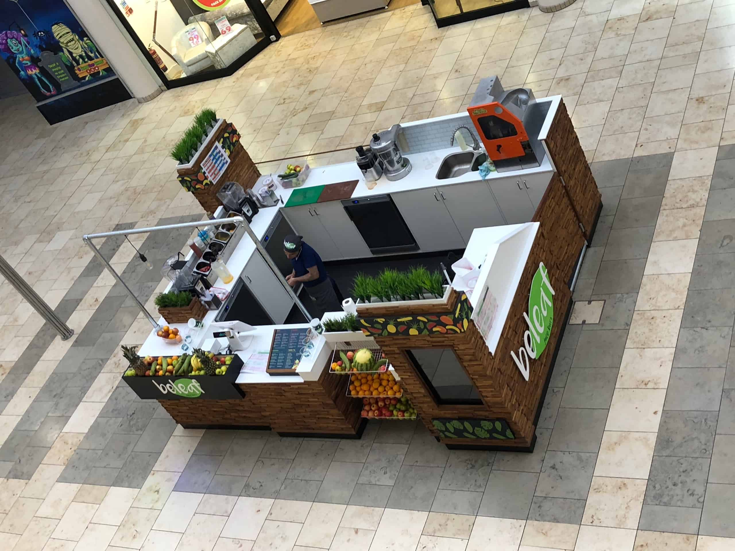 Beleaf Juice Bar MetroCentre