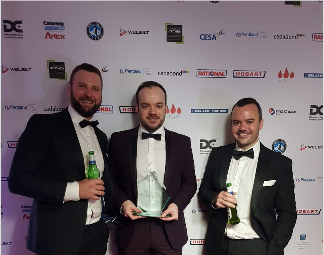RDA win Distributor of the Year – North of England Award