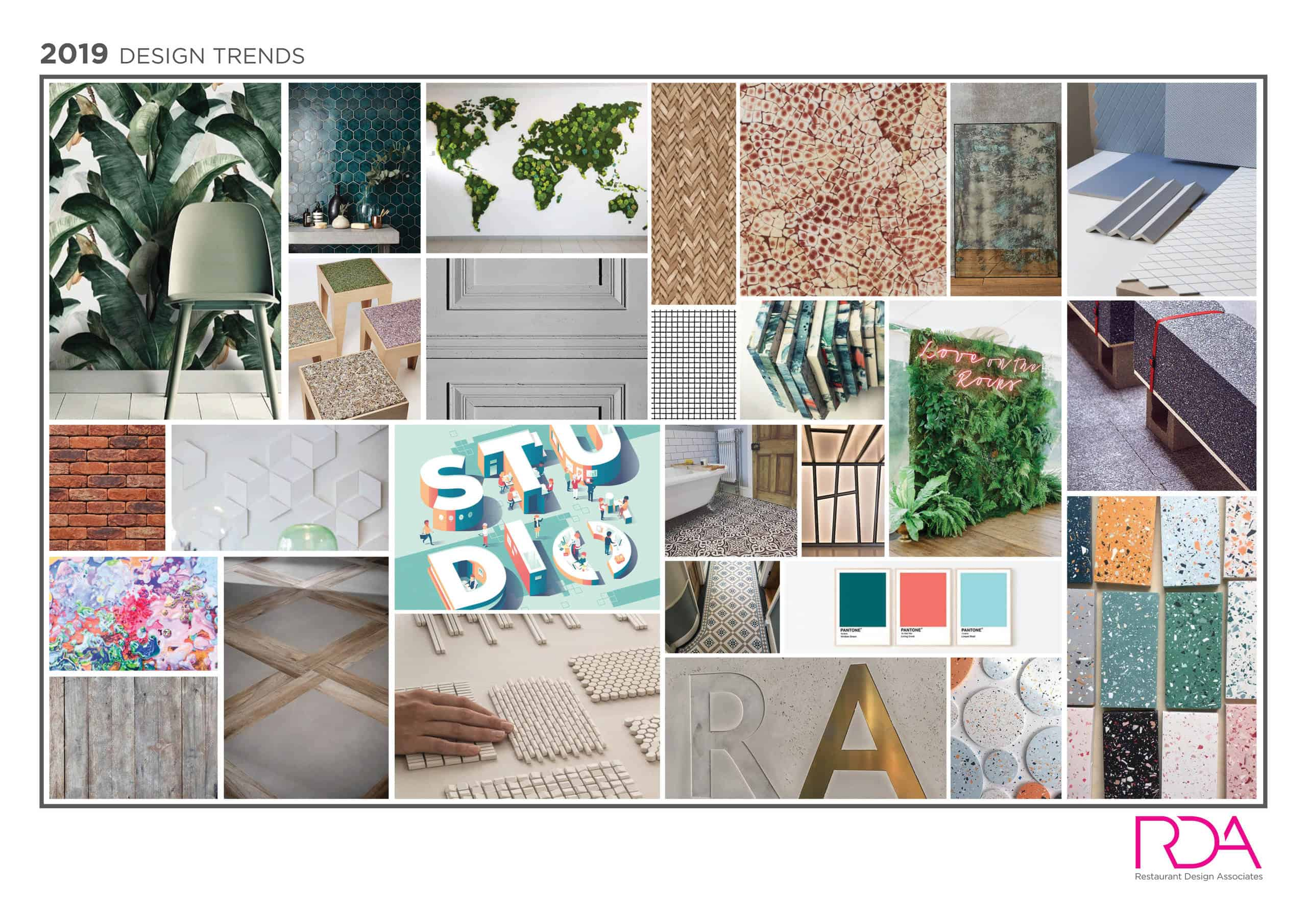 Design Décor Trends to Inspire