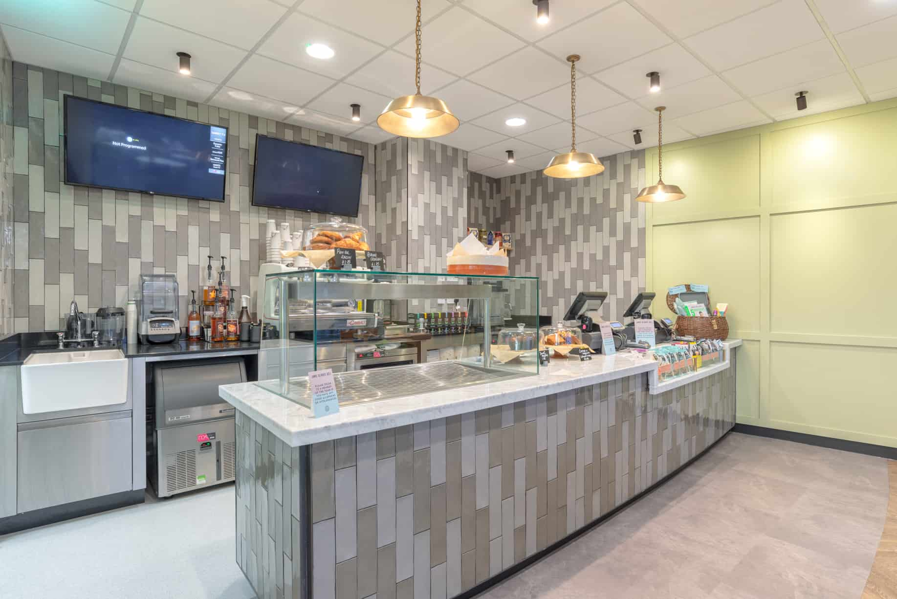 Rda Help To Create First Jamie Oliver S Deli In The Education Sector