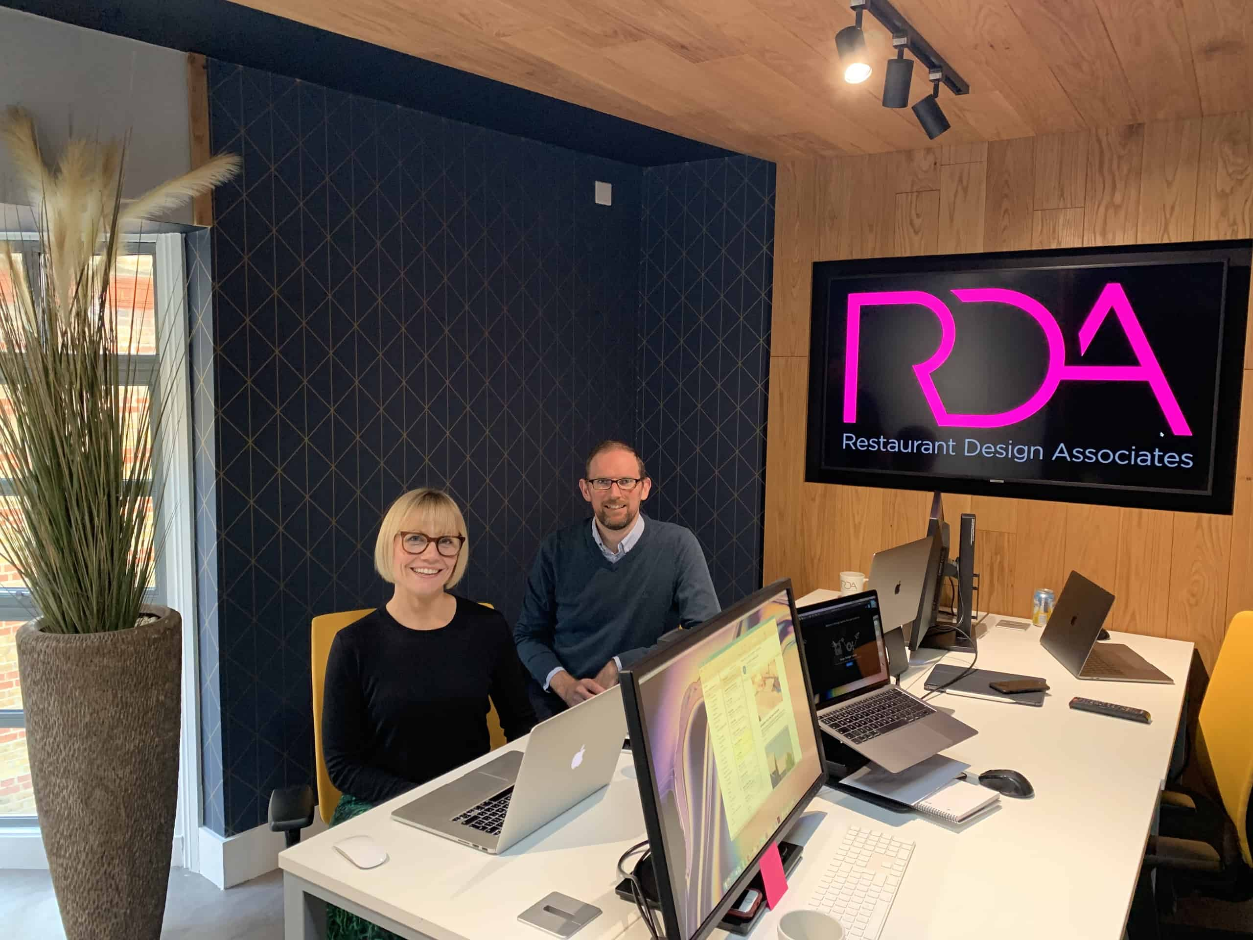 RDA appoints new London based team