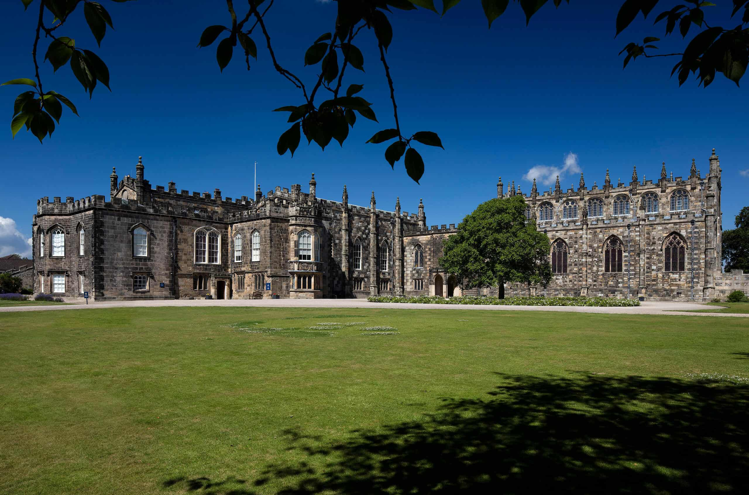 Work begins on new Bishop's Kitchen at Auckland Castle