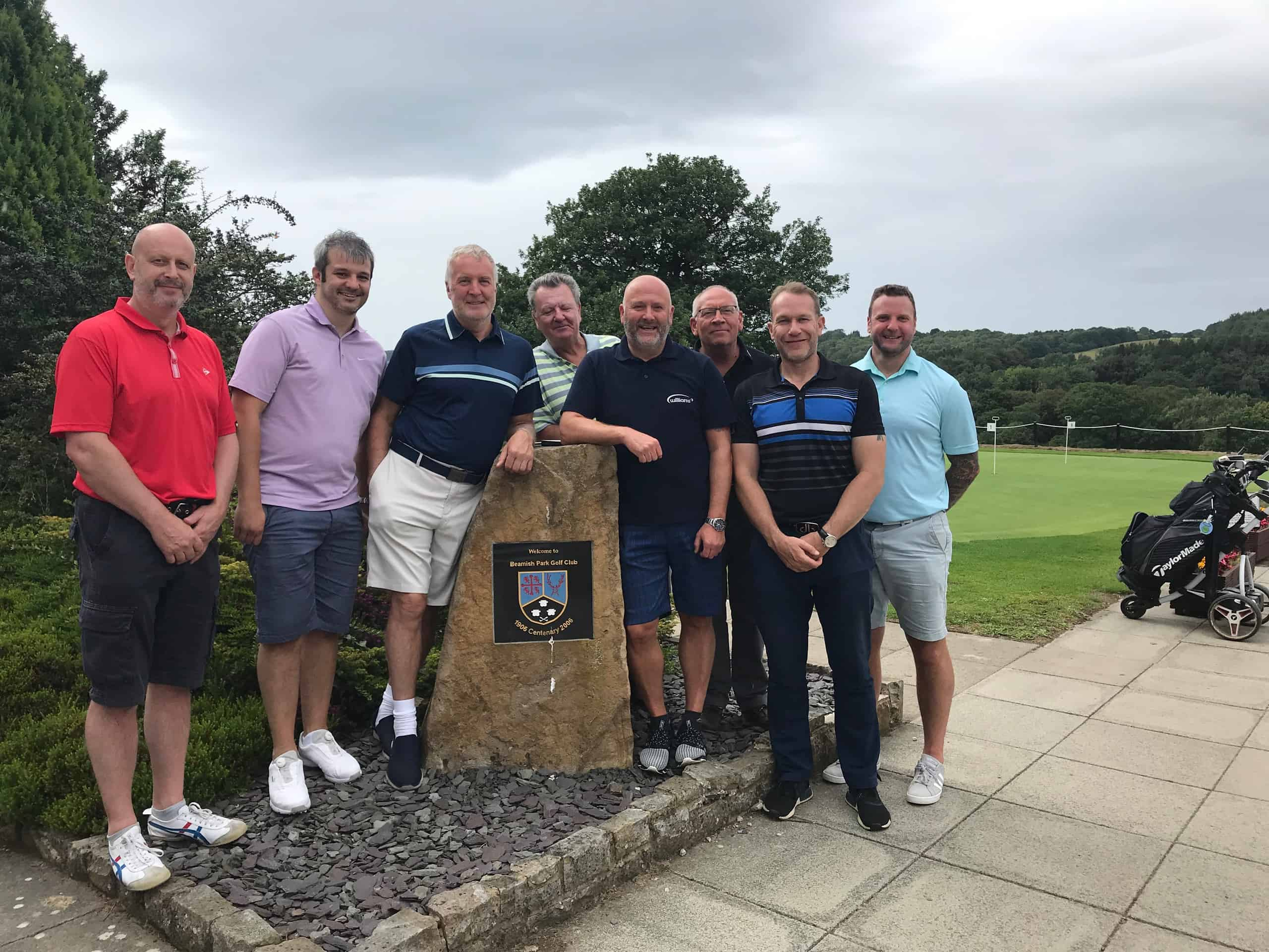 RDA host first Charity Golf Day raising over £1,200 for Anthony Nolan