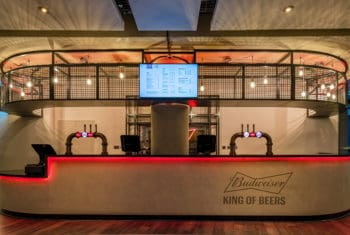 Budweiser Bar – The O2 arena
