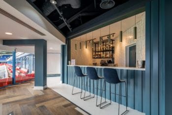 Premium Sports Hospitality Lounge