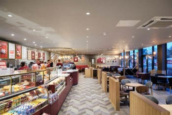 Costa Coffee – Colchester Hospital