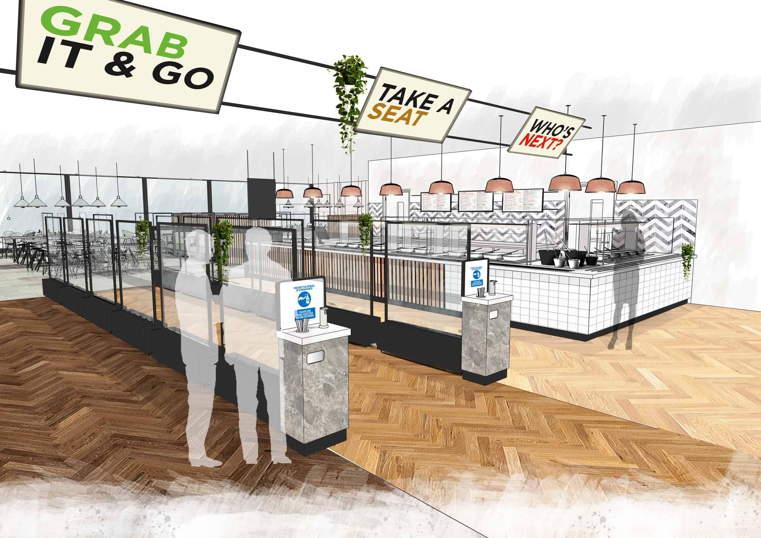 The Workplace Restaurant of the Future?
