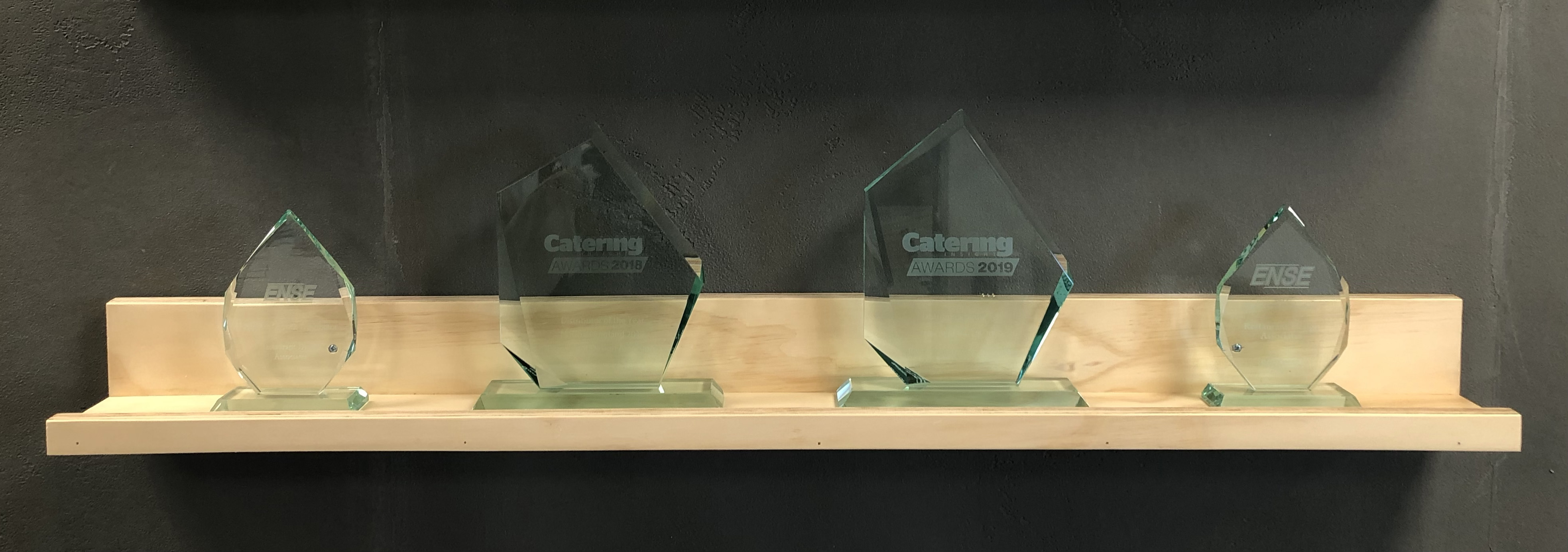 RDA Wins ENSE Highest Growth Distributor for 2nd year running